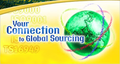 Your Connection to Global Sourcing